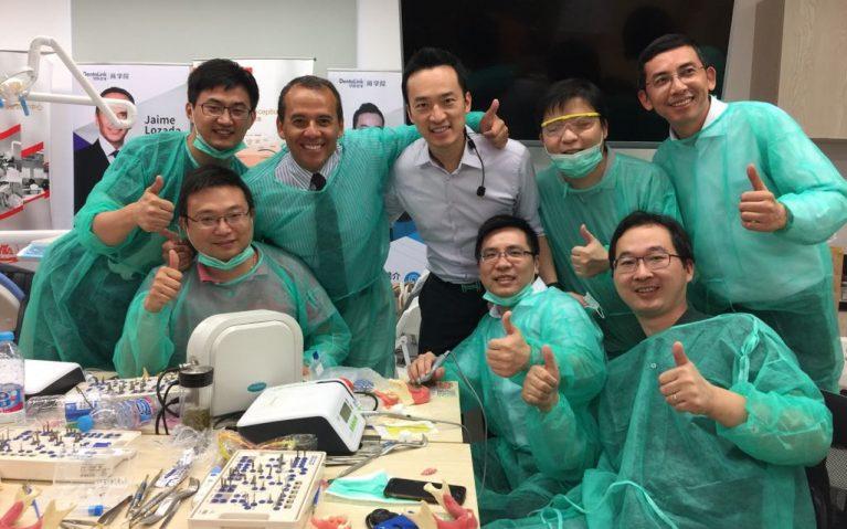 2017 07 22 PHOTO 00003005 2 767x479 - BoneModels participa en el primer 'Maxicourse' de la Academia Americana de Implantología Shanghai, China