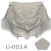 BoneModels U003A 1 100x100 - U-002D: Edentulous maxilla with both sinuses one of them thicker than the other.