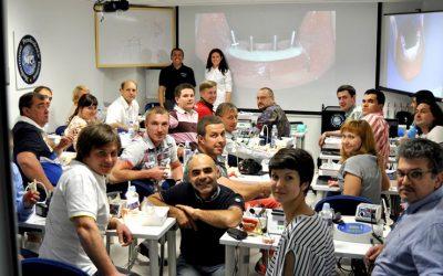 advance implant prostodontics 400x250 - Russian doctors participate in the Advance Implant Prosthodontics Course using BoneModels