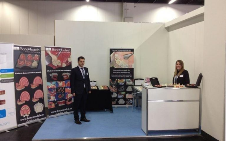 cologne 1 767x479 - BoneModels participate in the International Dental Show in Cologne, Germany